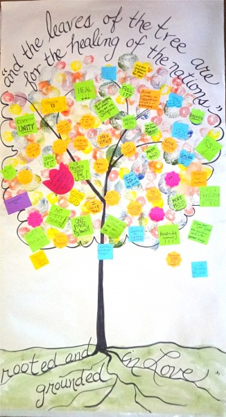 Post-It Tree